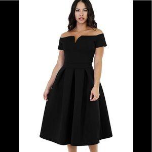 Dresses & Skirts - Woman's vintage 1950s party cocktail dress